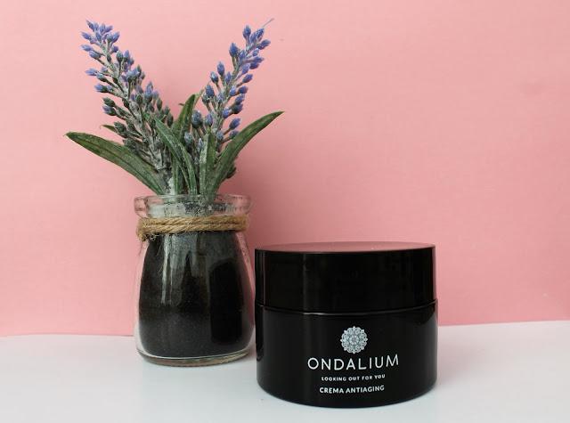 Crema de día antianging de Ondalium