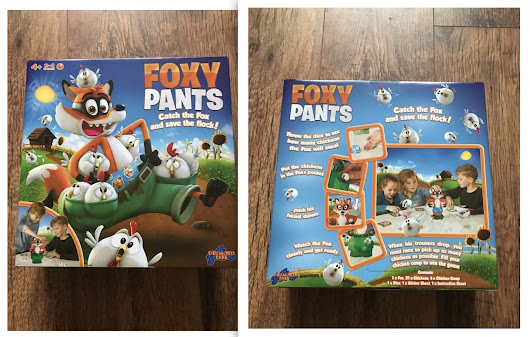 Review: Drumond Park FOXY PANTS #Ad
