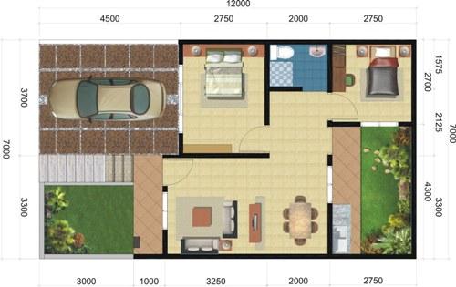 Kali Ini Saya Akan Memberikan Beberapa Desain Rumah Dengan Ukuran 5 X 12 Meter Yang Bisa Anda Jadikan Rujukan Sebagi Bahan Membuat Nanti