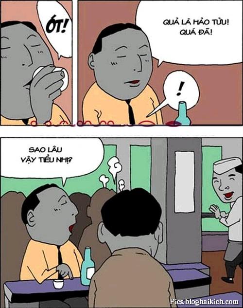 Chùm tranh bựa hài hước nhất trong ngày (P.4)