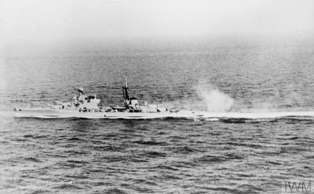 28 March 1941 worldwartwo.filminspector.com Battle of Cape Matapan