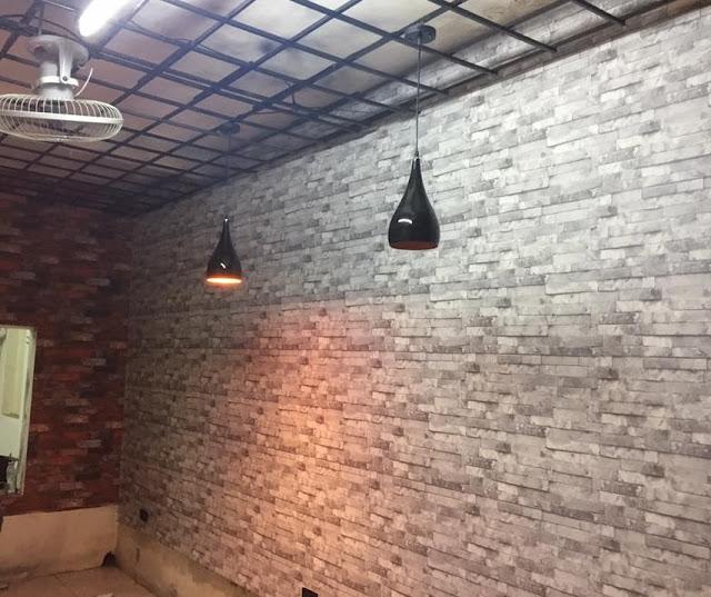 Bí quyết chọn lựa giấy dán tường cho nhà hàng, quán ăn đẹp