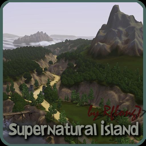 The Worlds of Rflong7/13: Supernatural Island