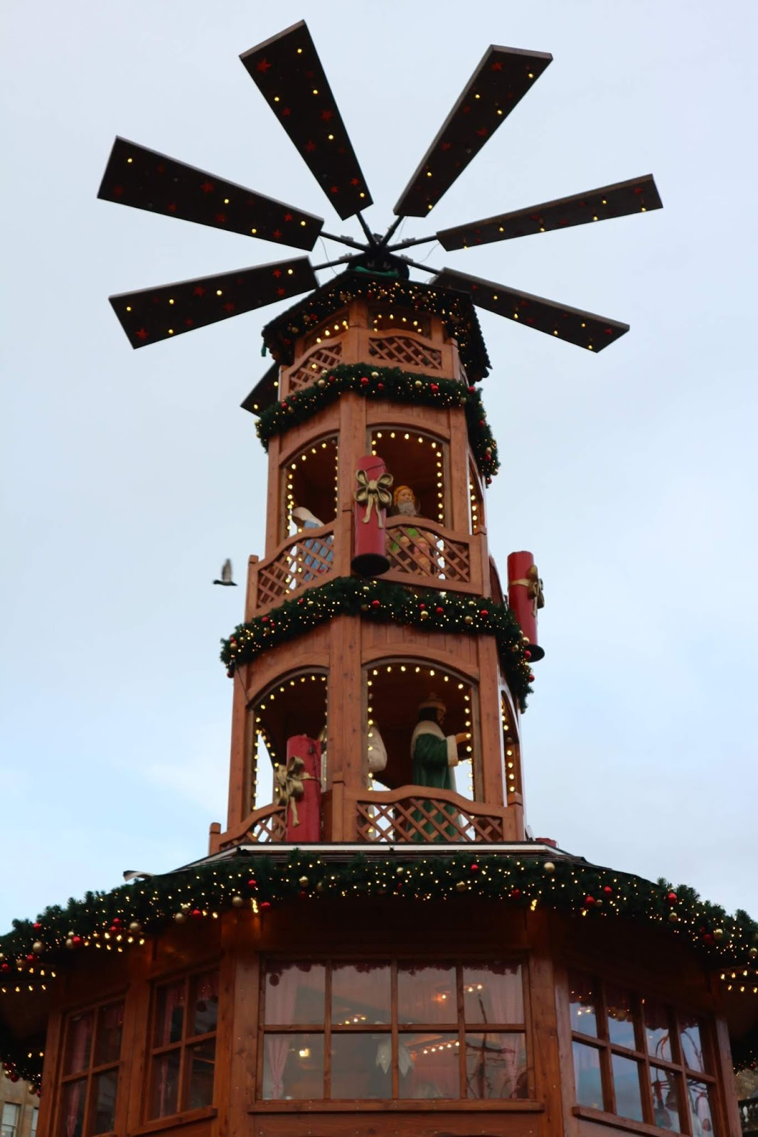 glasgow christmas markets dates