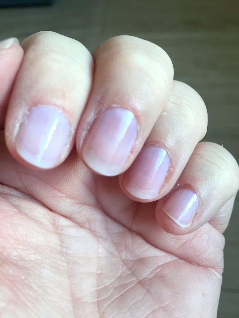 Nails Inc After Gel Hangover Cure Ten In One Treatment swatch