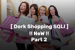 +3062 Dork Shopping Sql Injection [ Part 2 ]