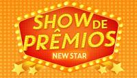 Participar Promoção Show de Prêmios New Star folheados