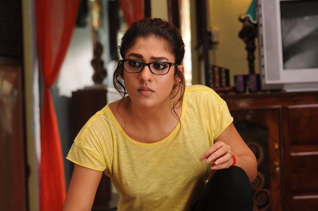 nayantara latest photos in dora tamil movie