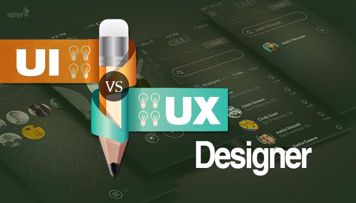 UX Designer vs UI Designer