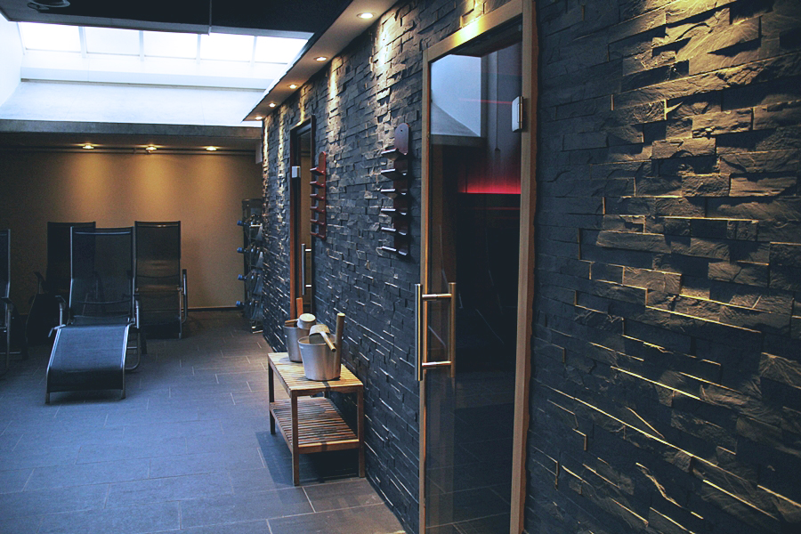 sauna fitness wellness