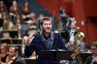 Berlioz: La damnation de Faust dress rehearsal - Nicolas Courjal - Orchestre Philharmonique de Strasbourg (Photo Gregory Massat)
