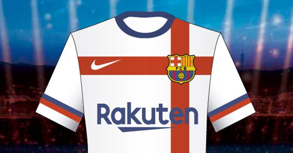 Kit Fc Barcelona 2021 Dream League Soccer / F C Barcelona ...