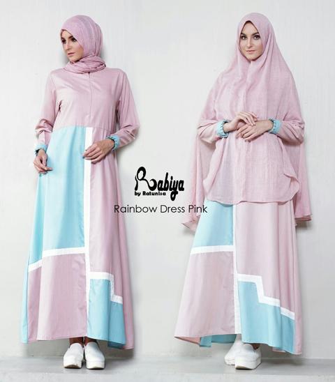 model baju jubah muslim wanita