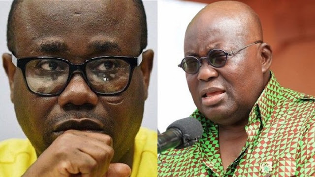 President Akufo-Addo Orders The Arrest Of GFA President Kwesi Nyantakyi For Fraud