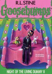R.L. Stine - Goosebumps #31 Night of the Living Dummy II