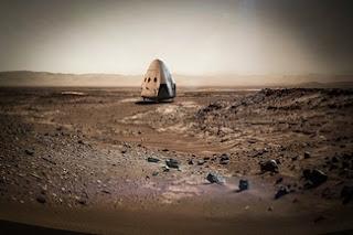 Компанія SpaceX вирішила відправити космічний корабель на Марс не пізніше 2018 року.