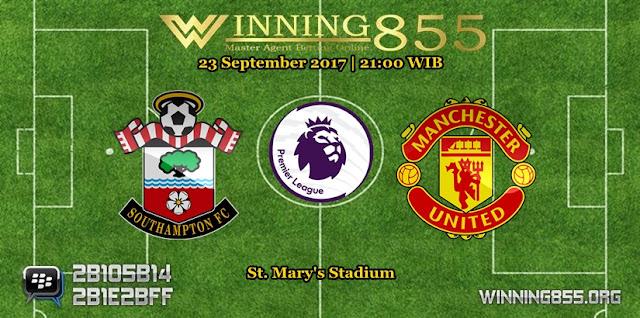 Prediksi Skor Southampton vs Manchester United