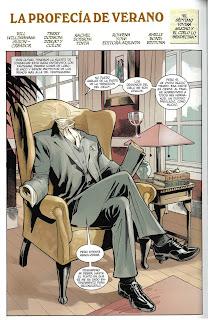 """Cómic: Reseña de """"Fábulas: edicion de lujo #15"""" de  Bill Willingham - ECC Ediciones"""