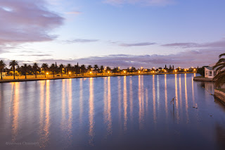 Copyright Vernon Chalmers: Cape Town Photography Changing Light, Milnerton Lagoon