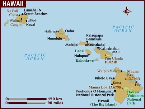 SomethingSeaBlue: The Coconut Coast to Hanalei Bay ...