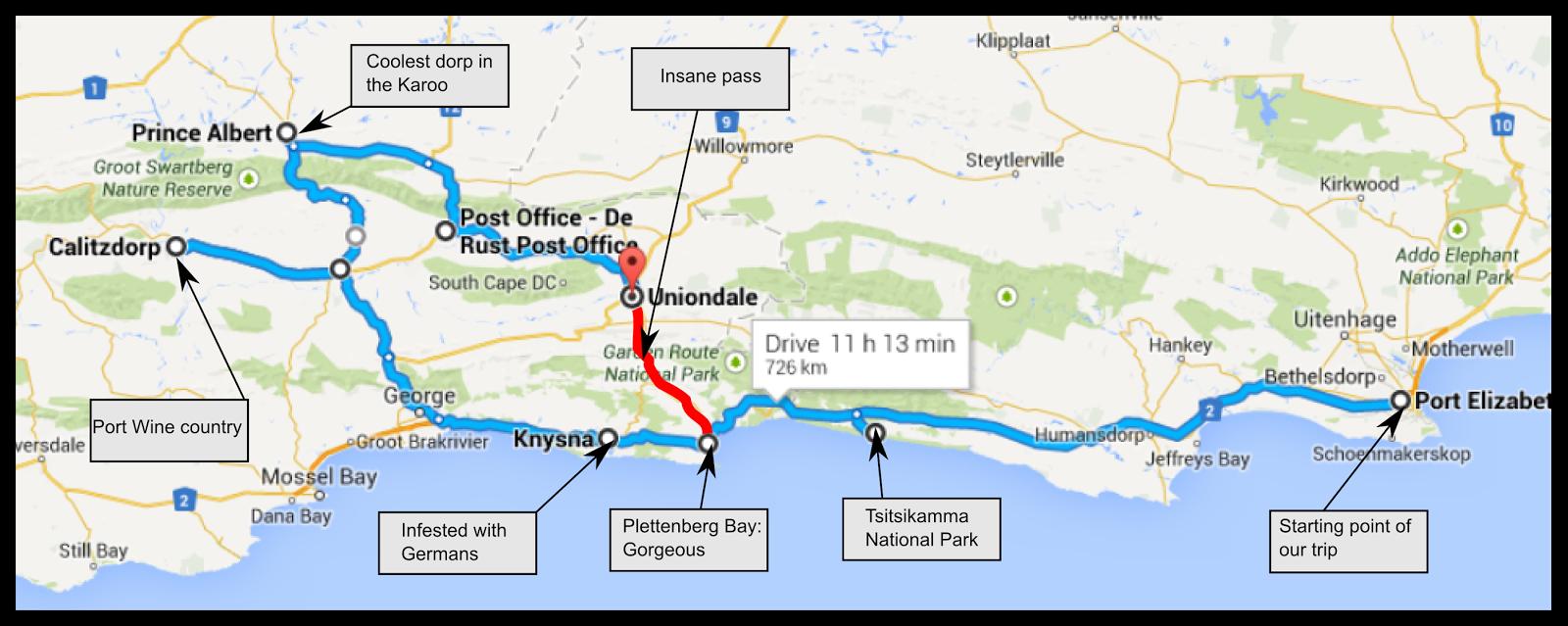 Afrikaanamerikaans Vacation To The Garden Route Part 1 Tsitsikamma National Park