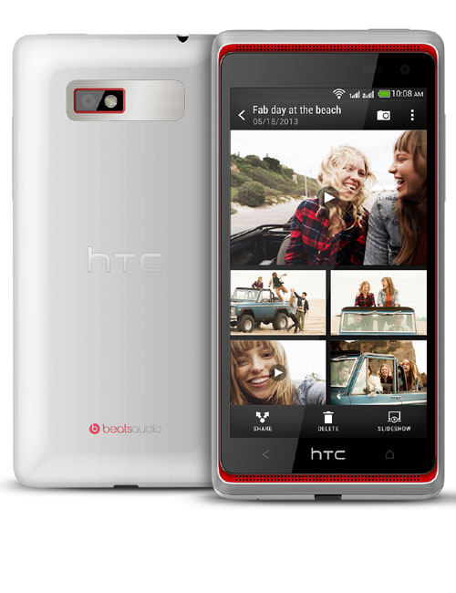 HTC Desire 600 dual sim Official Pictures