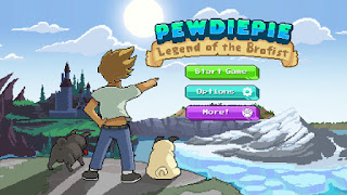 -GAME-PewDiePie: Legend of the Brofist