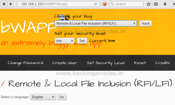 5 ways to Exploit LFi Vulnerability