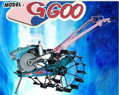Fitur Unggulan dan Spesifikasi Traktor Tangan Quick G 600 beserta Petunjuk Pemasangan dan  Pengoperasiannya