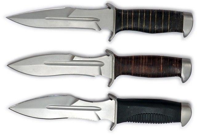 нож с кровостоком фото