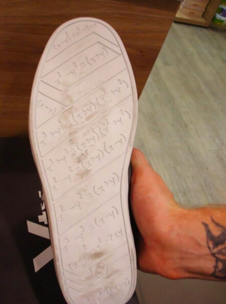 17 Students Who Took Cheating To Another Level - Shoe Solution