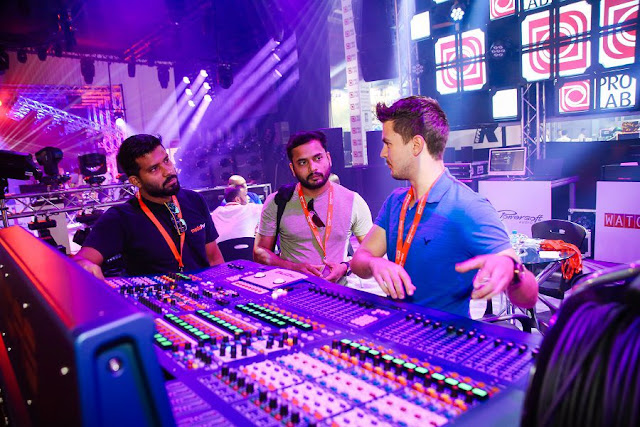 Global event technology and professional AV suppliers target Saudi's bourgeoning entertainment industry