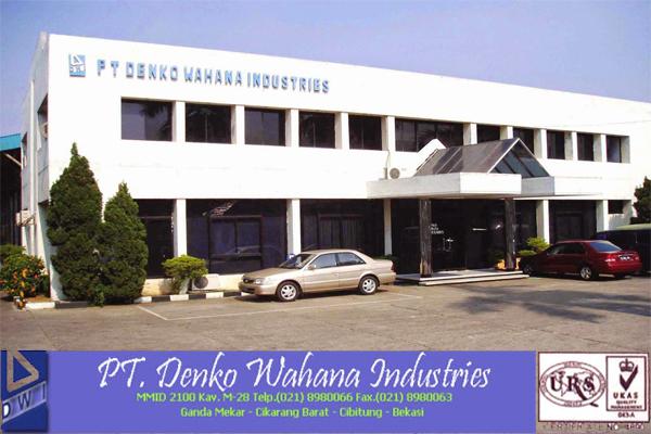 Lowongan Kerja Terbaru PT Denko Wahana Industries