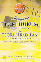 Toko Buku Rahma : Buku Menguak Teori Hukum dan Teori Peradilan Pengarang Prof. Dr. Achmad Ali, S.H., M.H., Penerbit Kencana Prenada