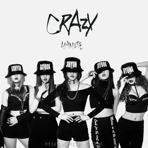4Minute – Crazy – The 6th Mini Album (FLAC + ITUNES PLUS AAC M4A)