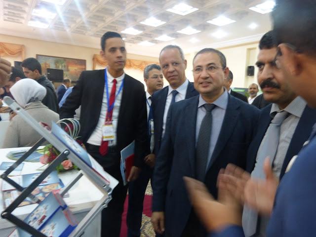 Carrefour régional du logement pour le corps enseignant à El Jadida 2017 Initiative saluée par les adhérents de la fondation Mohammed VI