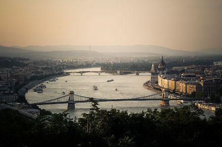Gellért Hill, Budapest
