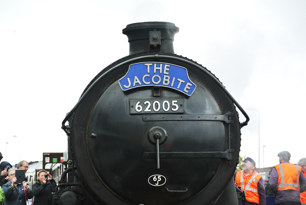 The Jacobite Train