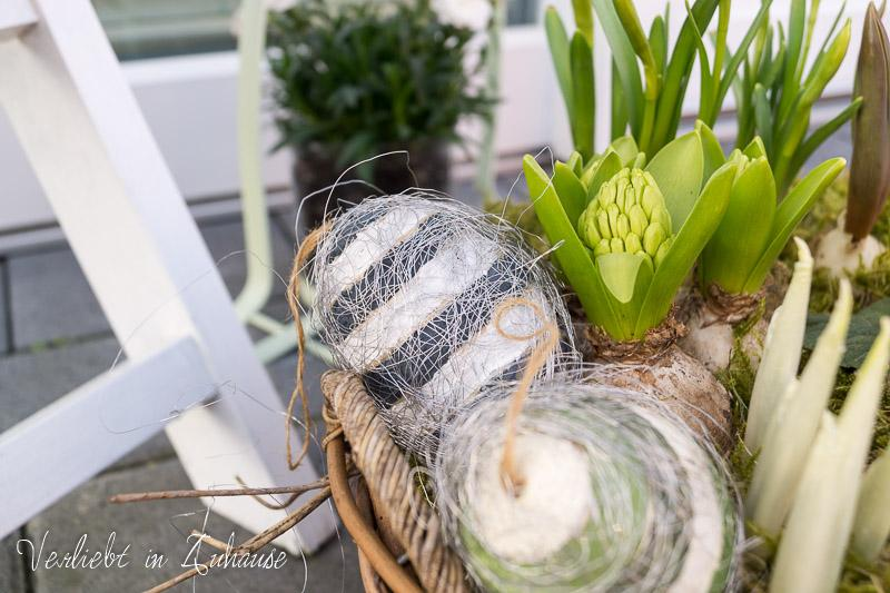 Verliebt In Zuhause Haustur Deko Ideen Zu Ostern Fur Den