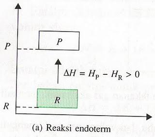 Reaksi eksoterm dan endoterm belajar kimia contoh reaksi endoterm ccuart Images