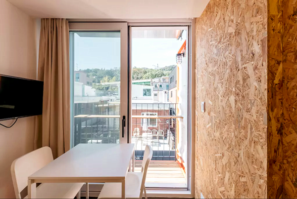 Shipping Container 4 Story House - Office, Cafe and Hotel in Seoul, South Korea 54
