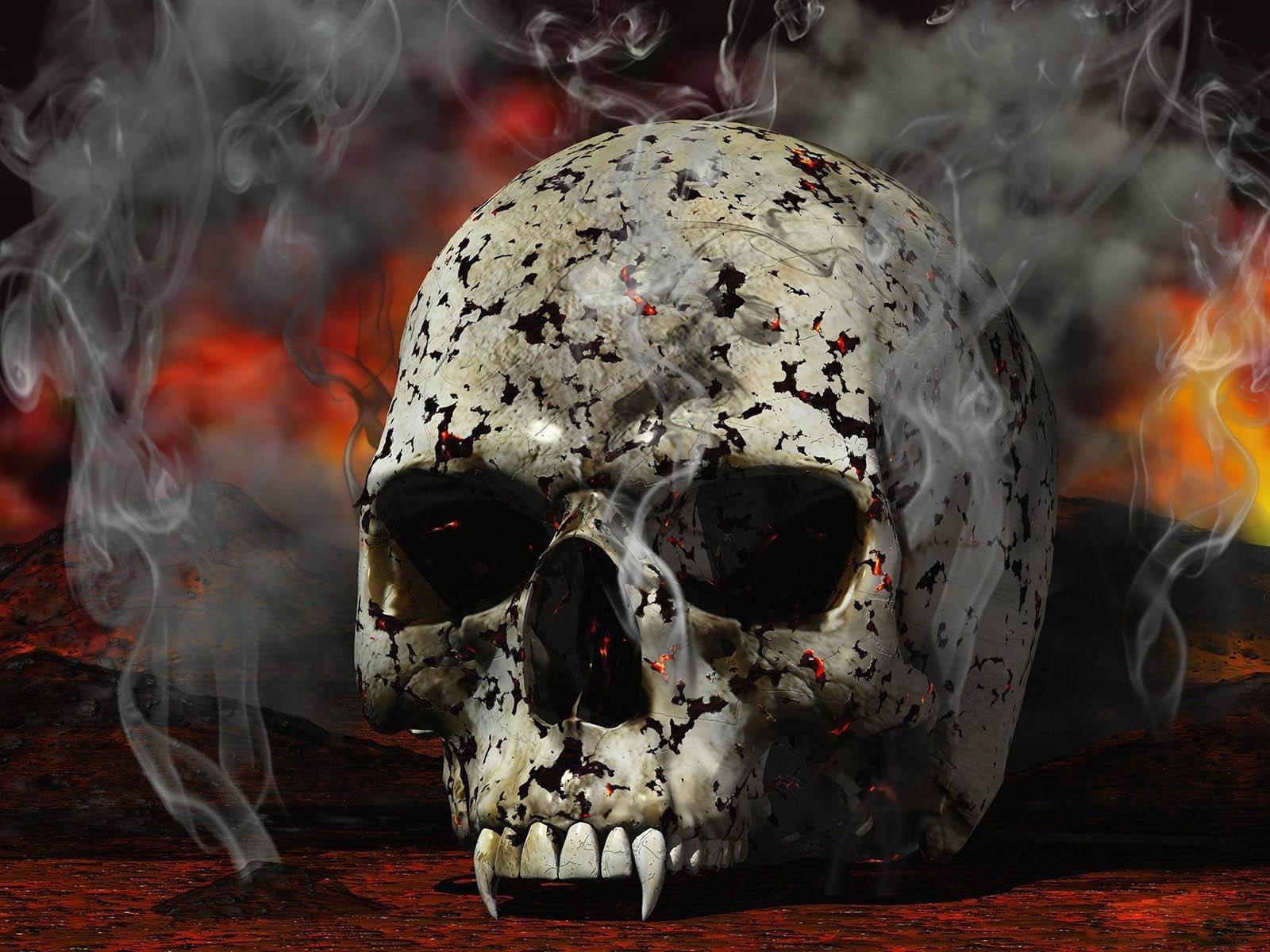 Wallpapers Horror Skull Wallpapers