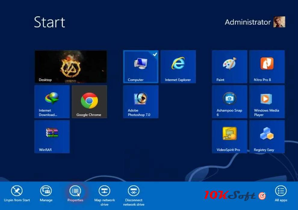 Windows 8.1 Lite Edition 2017 Direct Link Free Download