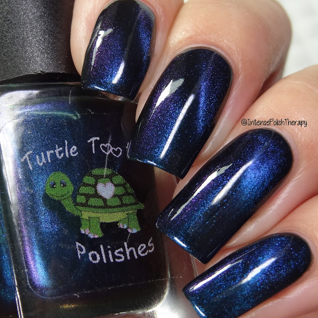 Turtle Tootsie Polishes Dark Matter
