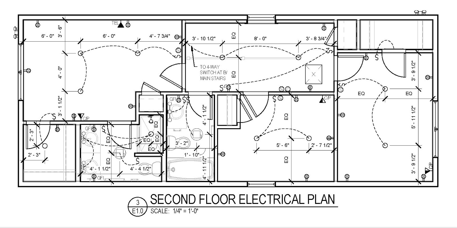 Electrical Drawing Layout