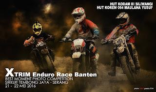 Event fotografi enduro race banten