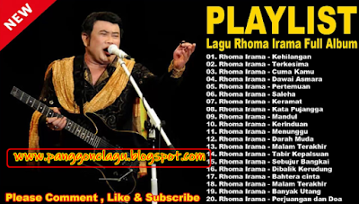 kumpulan lagu rhoma irama full album duet romantis mp terbaik lengkap panggone lagu