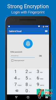 Password Manager SafeInCloud Patched APK