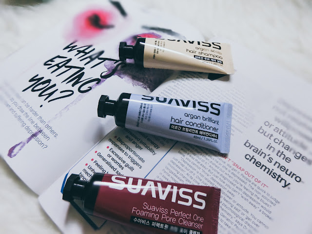 SUAVISS EXCLUSIVE TRAVEL KIT