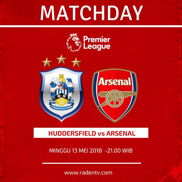 Huddersfield vs Arsenal